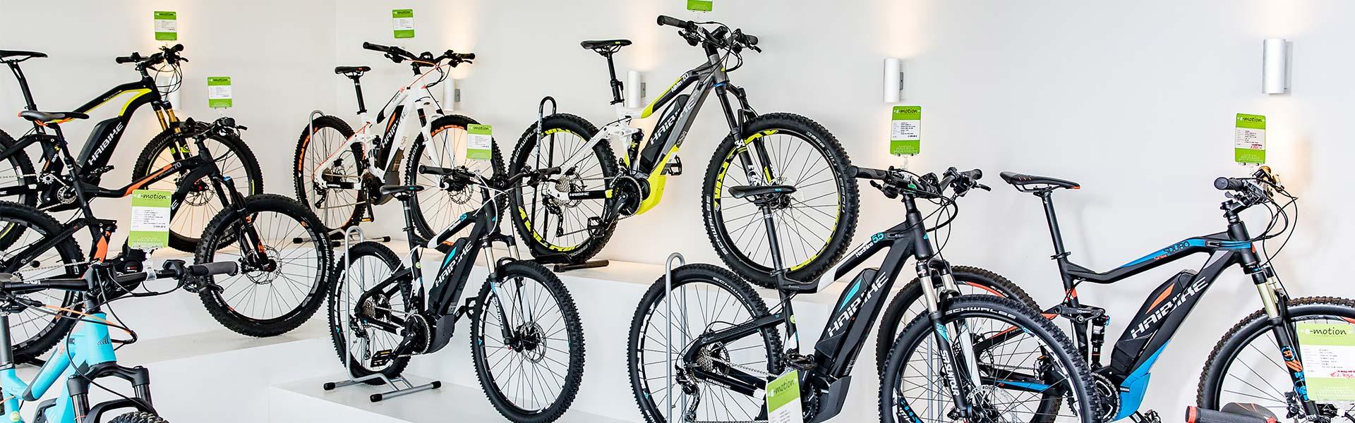 Die e-motion e-Bike Welt Berlin-Mitte