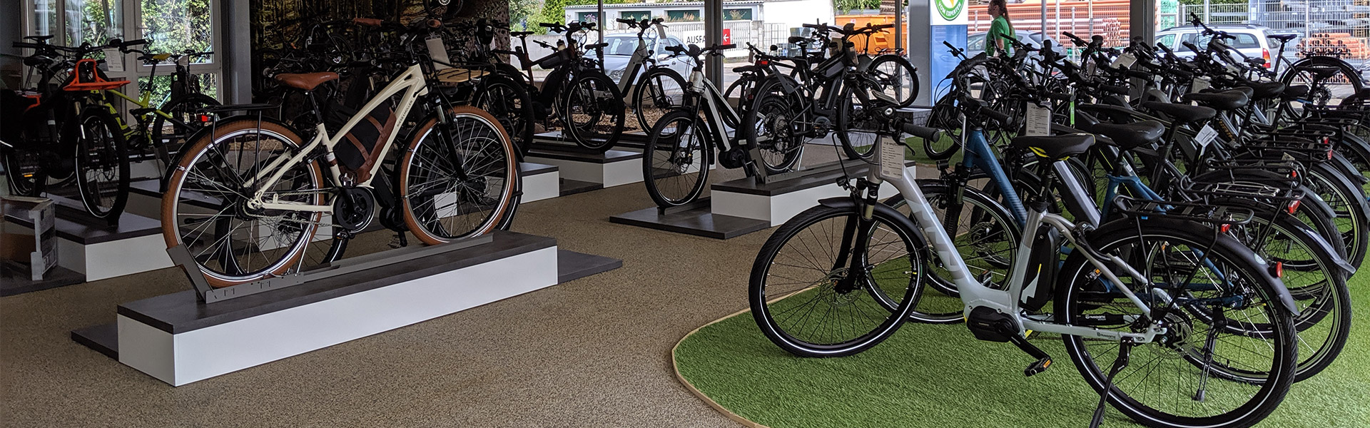 Der Shop der e-motion e-Bike Welt Heidelberg