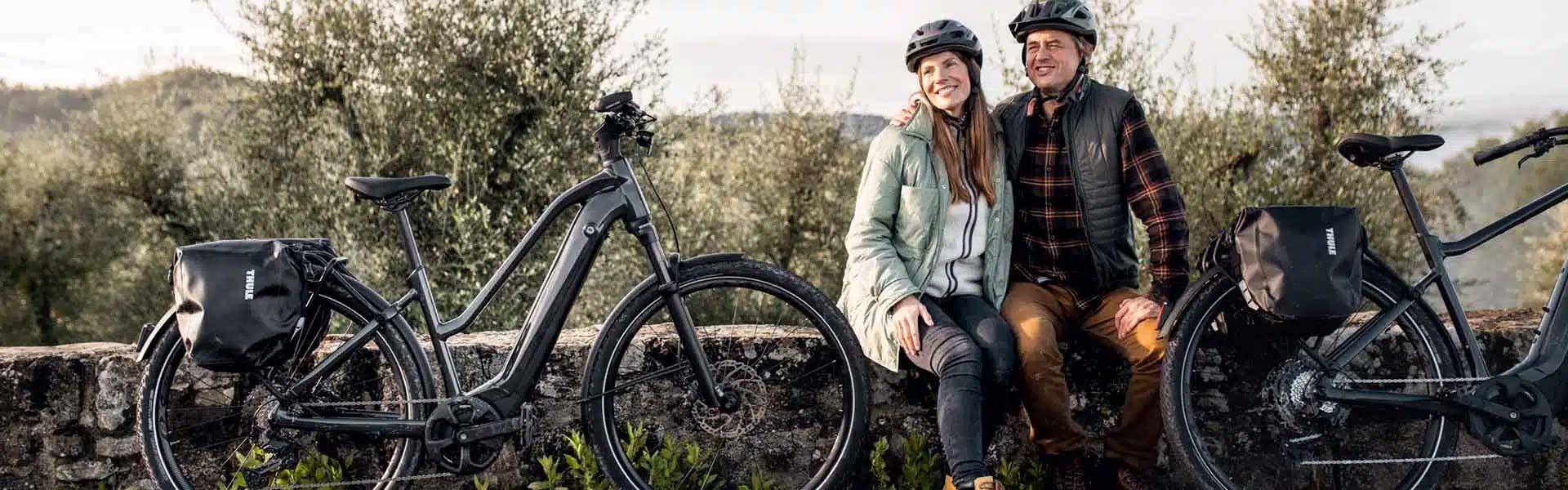 Das Team der e-motion e-Bike Welt Berlin Mitte