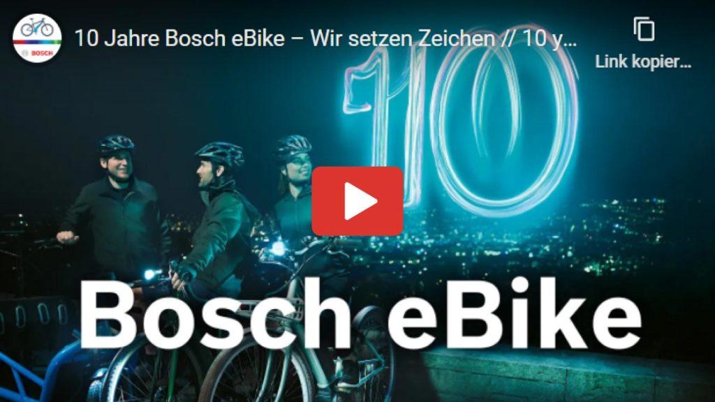 Thumbnail 10 Jahre Bosch e-Bikes