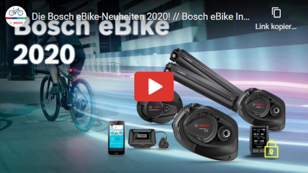 Thumnail Bosch Neuheiten 2020
