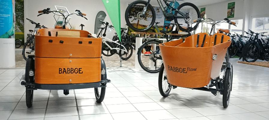 Die neuen Babboe Modelle in der e-Bike Welt Merzig