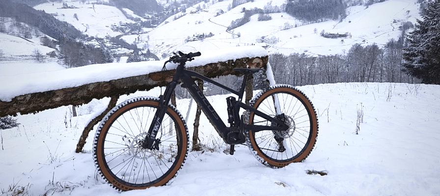 Das Focus Jam2 6.8 Nine im Schnee