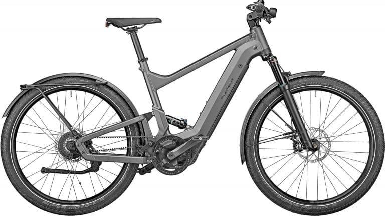 R&M Delite GT vario 2020, urban grey matt