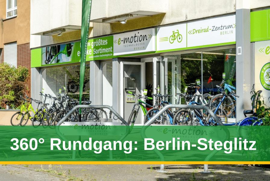 360 Grad Rundgang Berlin-Steglitz