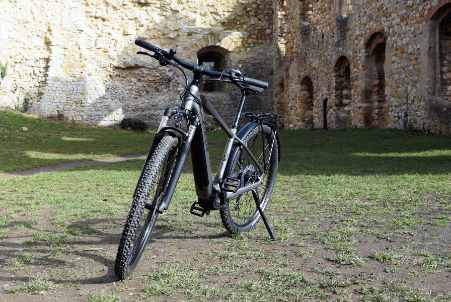 Focus Aventura² in einer Burgruine