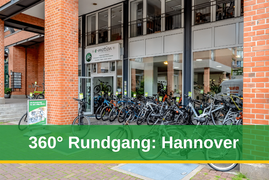 360 Grad Rundgang Hannover