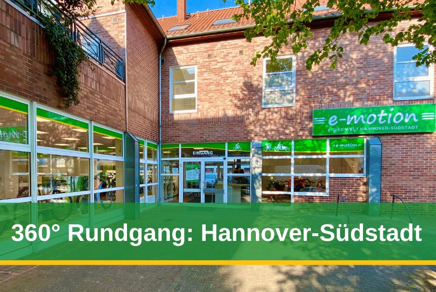 360 Grad Rundgang Hannover-Südstadt