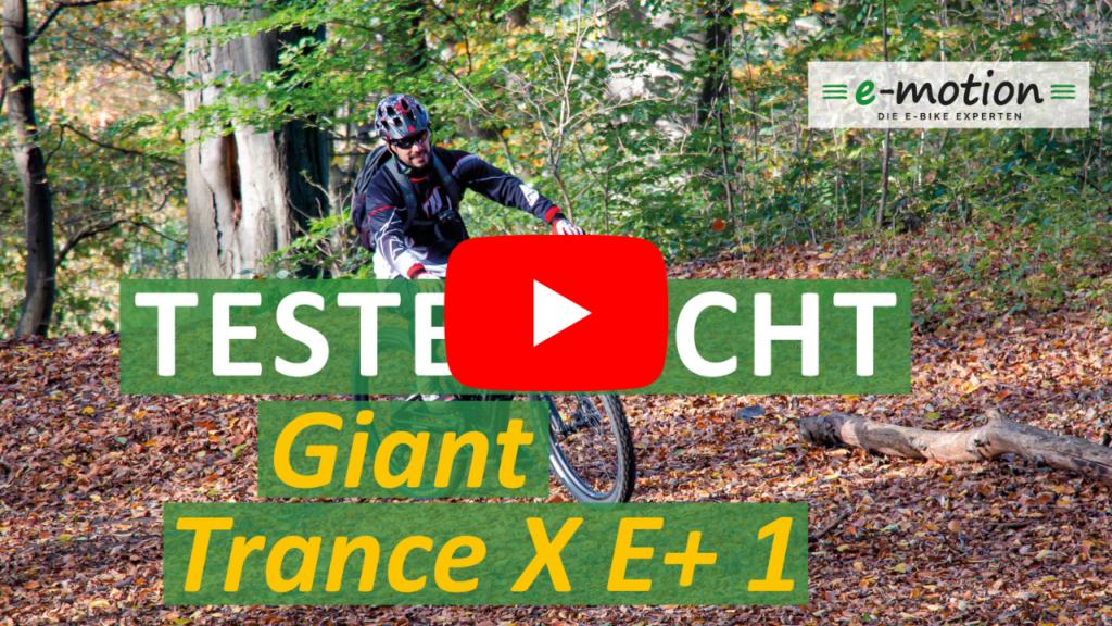 Thumbnail Vorstellung Giant Trance X E+ 1