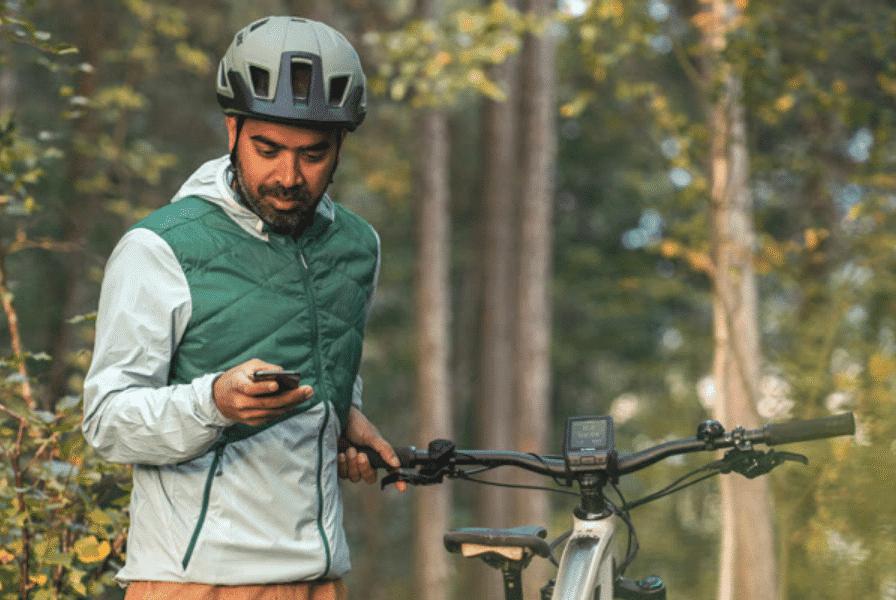 Connected Biking mit dem Bosch Nyon Display
