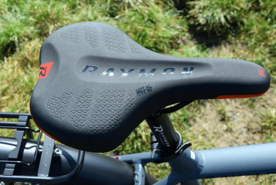 Sattel des R Raymon E Tourray 8.0