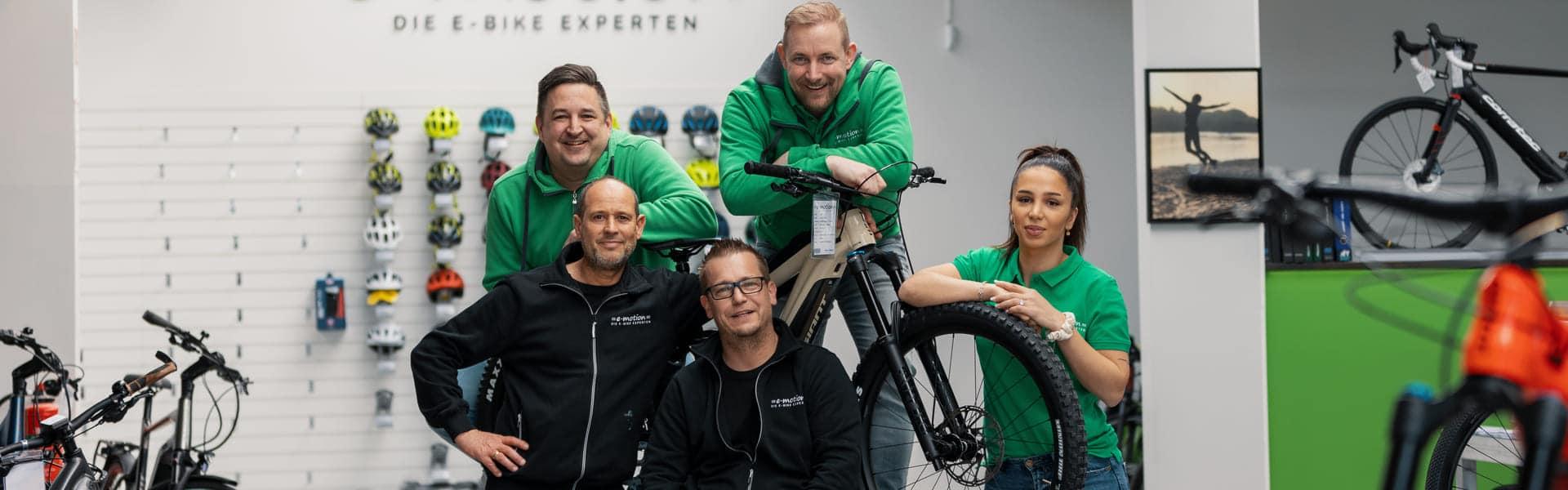 Deine e-Bike Experten aus Olpe