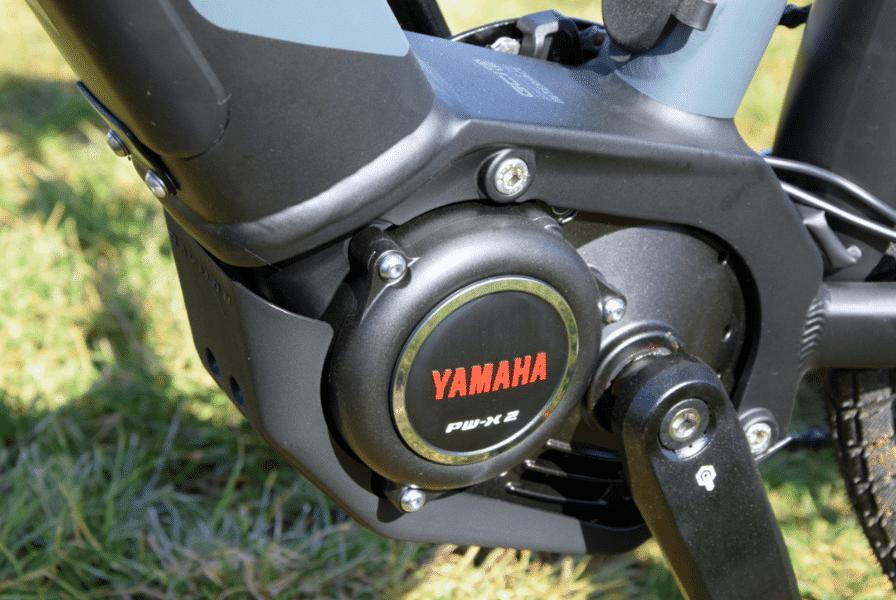 Yamaha PW-X 2 Antrieb