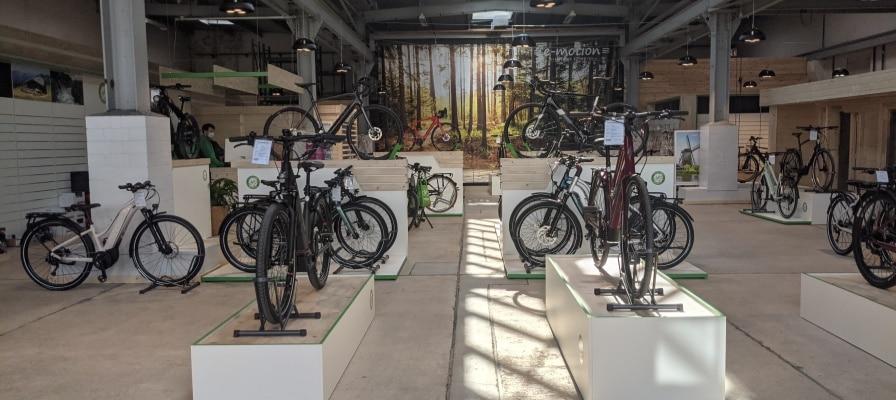 e-motion e-Bike Shop Werder