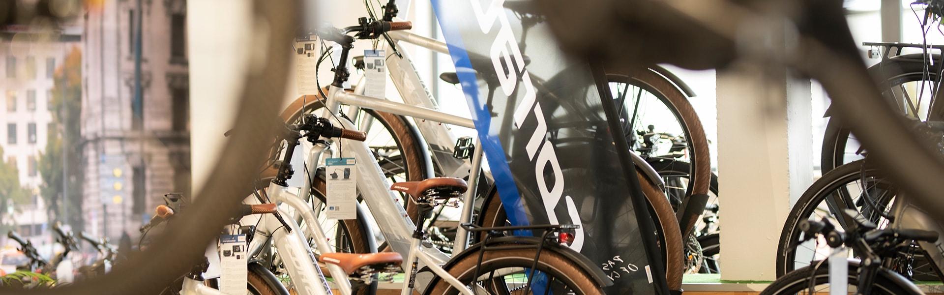 e-motion e-Bike Welt Bad Kreuznach Shop Außenansicht Titelbild