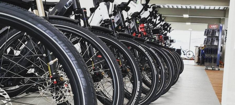 e-motion e-Bike Welt Olpe Modellauswahl