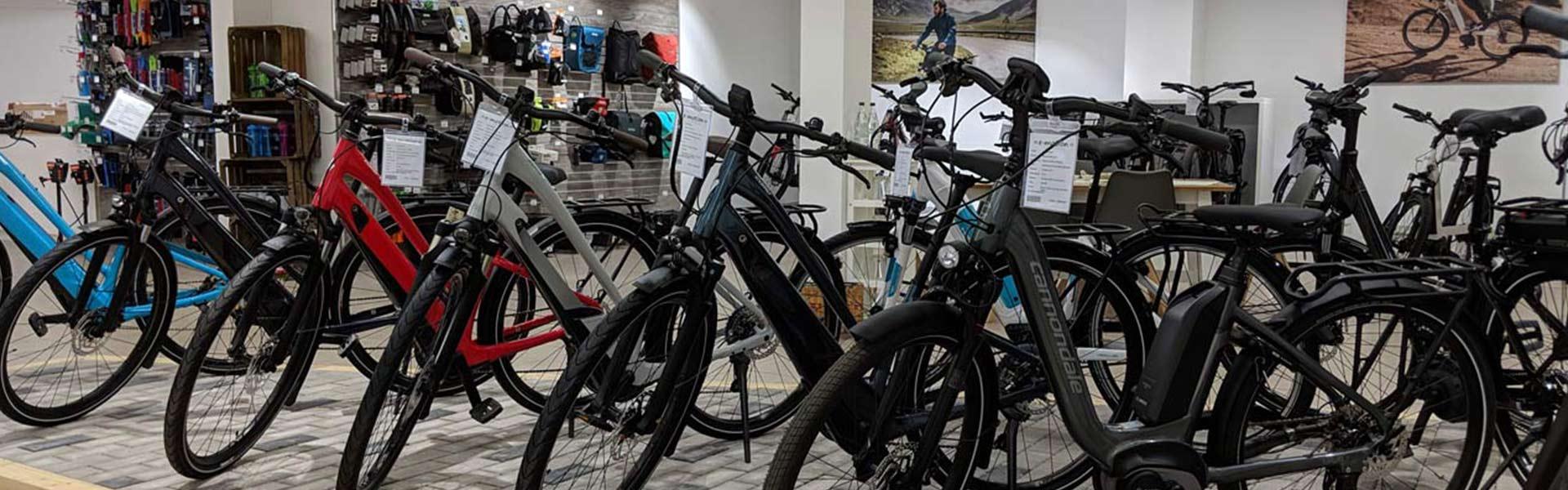 Der Shop der e-motion e-Bike Welt Fuchstal 2