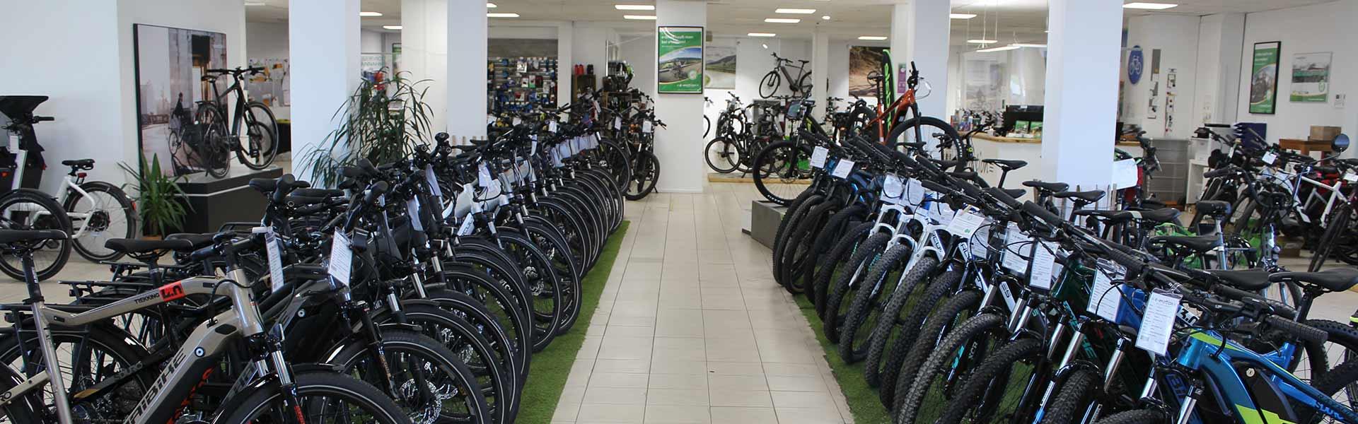 Der Shop der e-motion e-Bike Welt Fuchstal 5