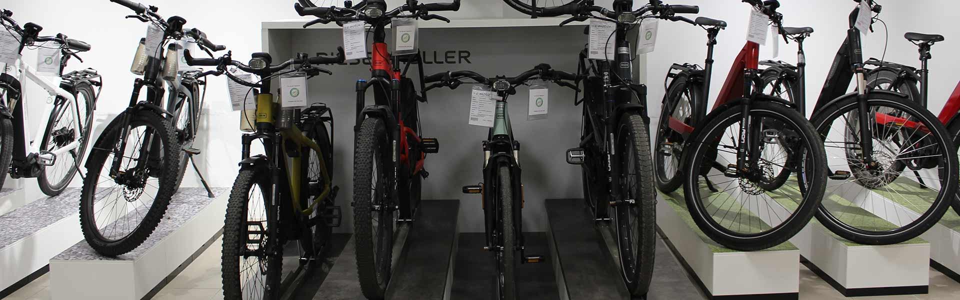 Der Shop der e-motion e-Bike Welt Fuchstal 6