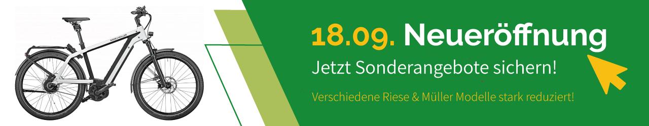 Sonderangebote sichern zur Neueröffnung in Frankfurt-Nord