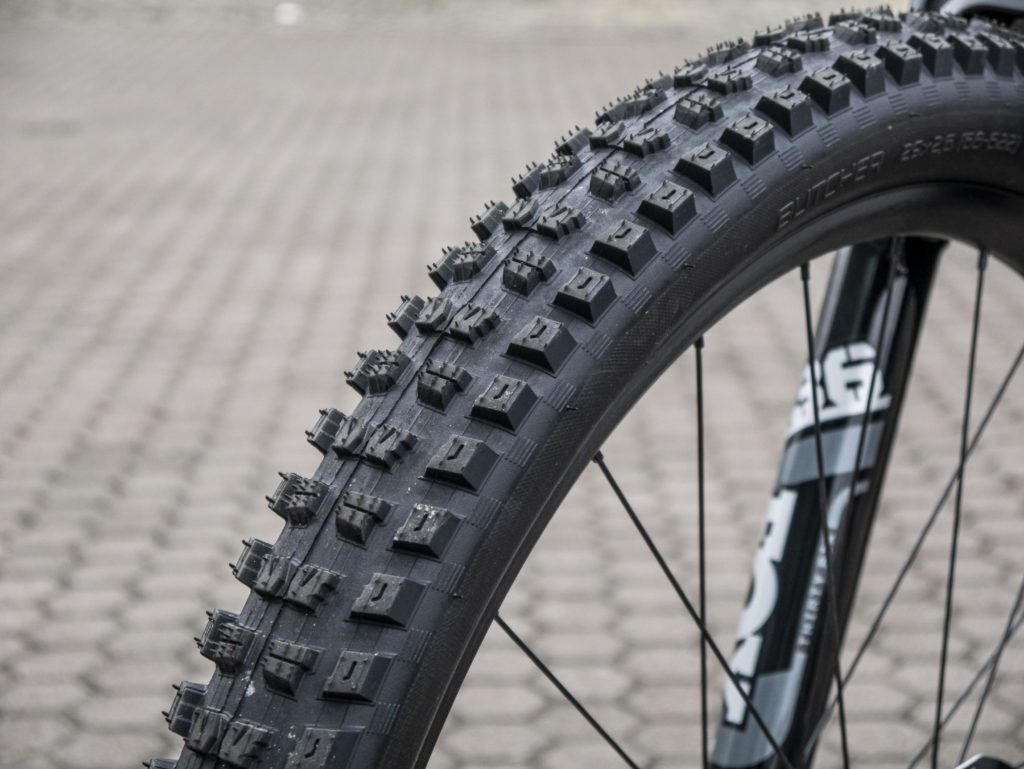 Enduro e-Bike Reifen