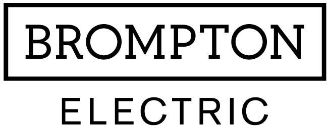 Brompton Electric Logo