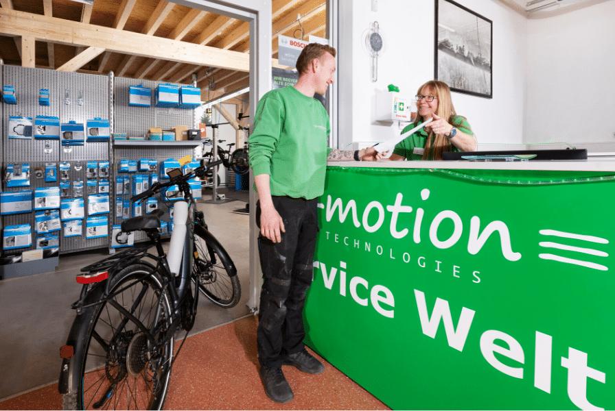Tuttlingen e-motion e-Bike Welt Verkauf Beratung