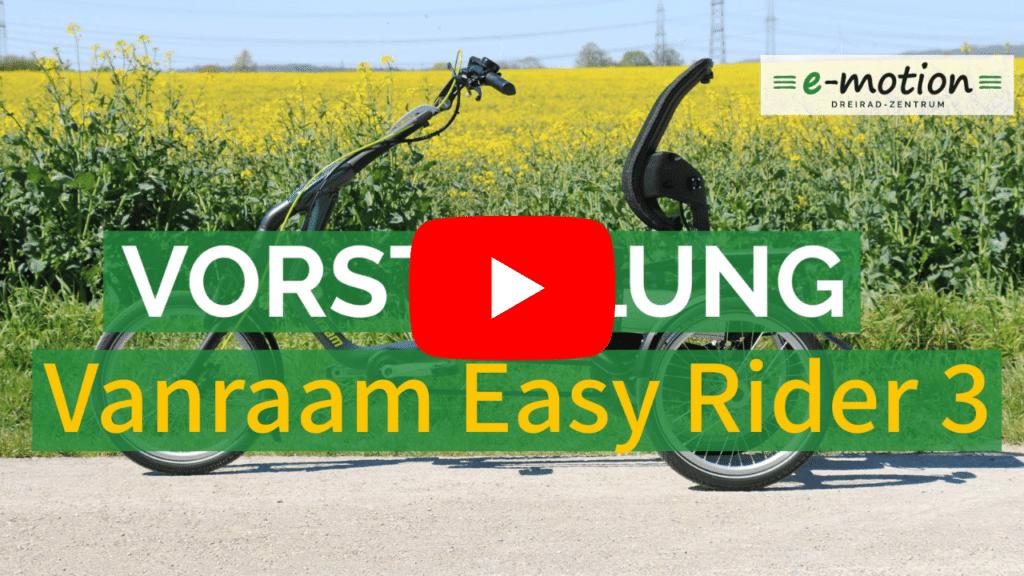 Thumbnail Easy Rider 3 Vorstellung