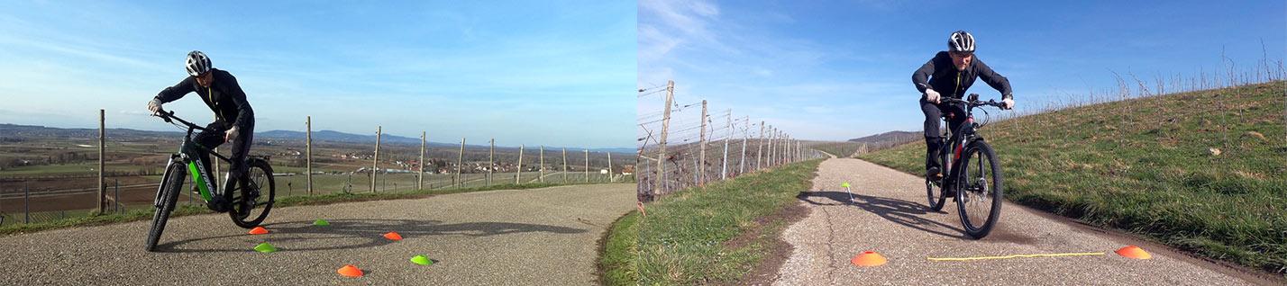 Fahrsicherheitstraining mit dem Belchenradler in Freiburg und Umgebung