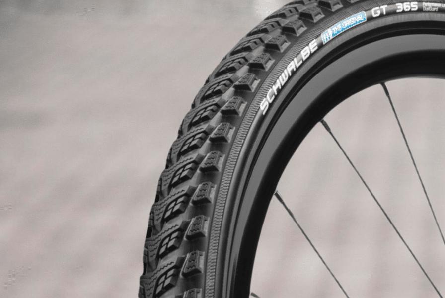 Schwalbe Marathon GT 365 Reifenprofil