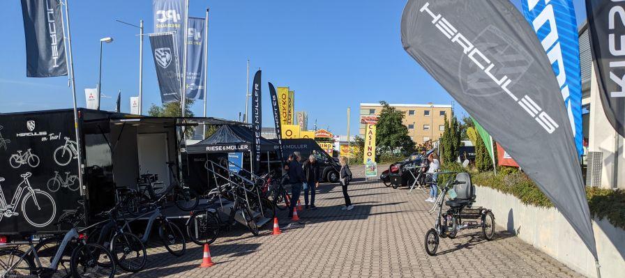 e-motion e-Bike Days 2021
