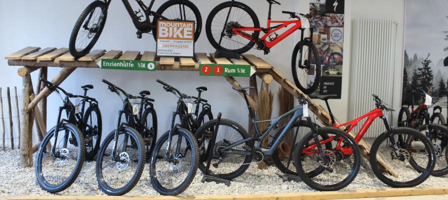 e-Mountainbikes in Fuchstal