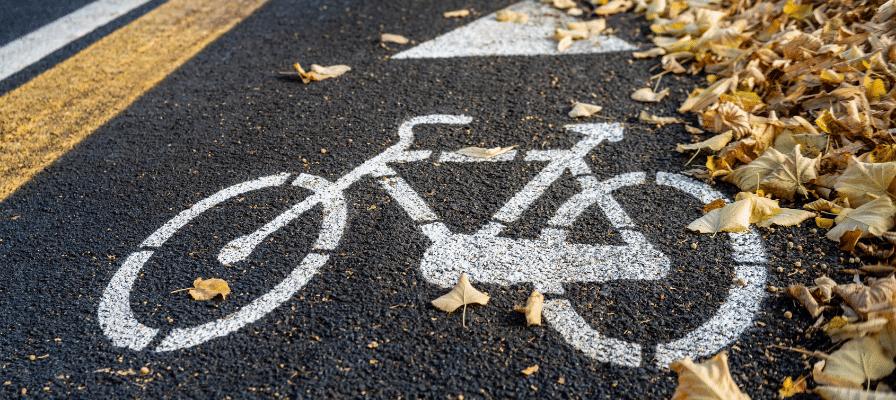 e-Bike Fahren im Herbst