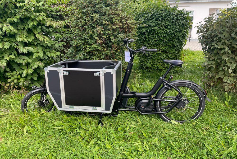Urban Arrow Cargo L Flatbed CX 2020 - Lasten e-Bike   RH Uni